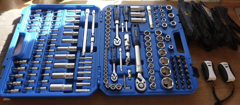 Werkzeugkoffer von gaisch.at